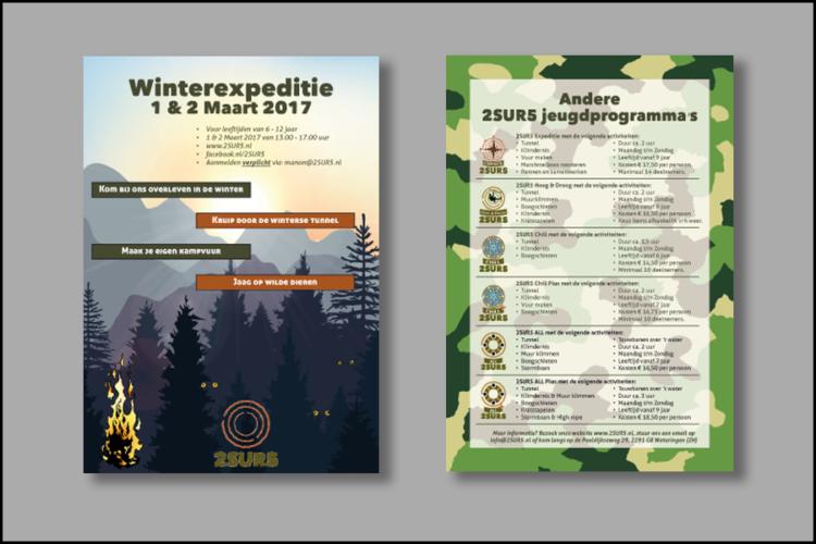 600x900px 2SUR5 winterprogramma folder