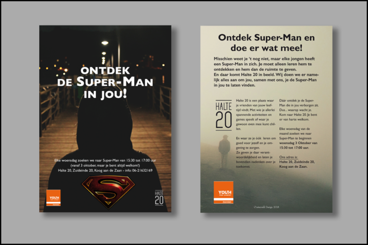 600x900px Superman leaflet